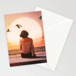 The Agility Of Flight Stationery Cards