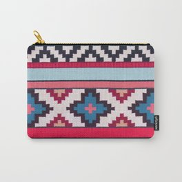V32 Anthropologie Boho Moroccan Design. Carry-All Pouch
