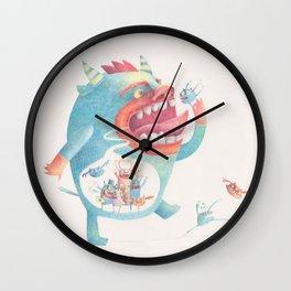 Comer Wall Clock