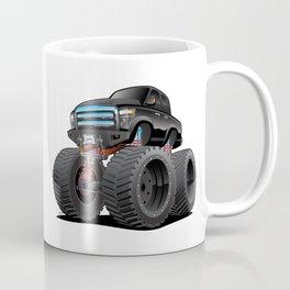 Monster Pickup Truck Cartoon Coffee Mug