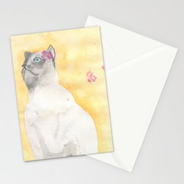 Princess Cauliflower Stationery Cards