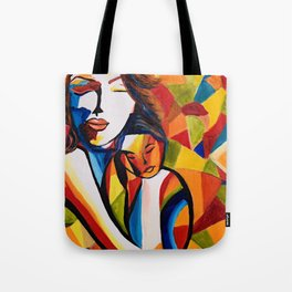 Loving Mom Tote Bag