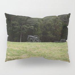 Hazel Grove Cannon Chancellorsville Civil War Battlefield Virginia Pillow Sham