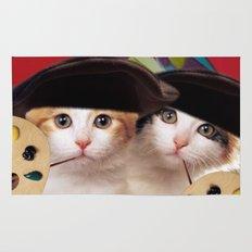 cateou twins Rug