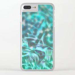 Underwater wreck Clear iPhone Case