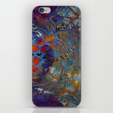 Mosaic Abstract iPhone & iPod Skin