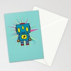 Vintage Kid Robot Stationery Cards