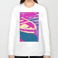 boat Long Sleeve T-shirts featuring Boat by DistinctyDesign