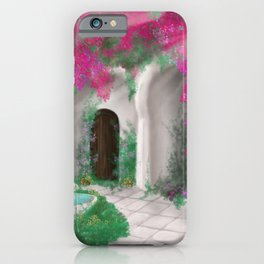 Giardino segreto iPhone Case