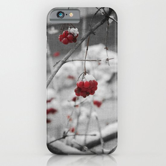 Last memories about winter... iPhone & iPod Case