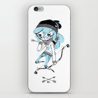 arrow iPhone & iPod Skins featuring Arrow by Yoii
