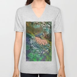 Tardigrandalf Unisex V-Neck