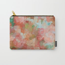 Dots Pastel Pattern Carry-All Pouch