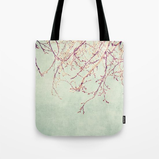 Chinese Spring Tote Bag