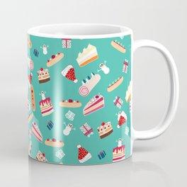 Christmas pastry pattern Coffee Mug