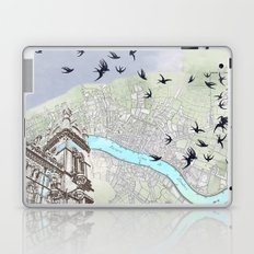 The redemption of memory Laptop & iPad Skin