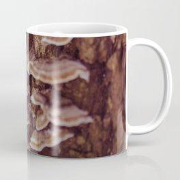Tree Mushrooms Coffee Mug