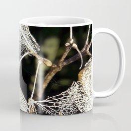 Dried-leaves. Coffee Mug