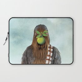 Chewbacca in The Son of A Man Laptop Sleeve