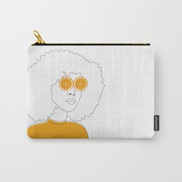 Put your glasses on! Carry-All Pouch