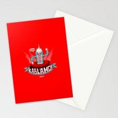 Kablamo! Stationery Cards