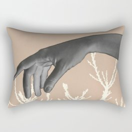 Wasting Days Rectangular Pillow