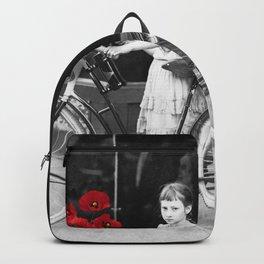 Poppy Girl Backpack