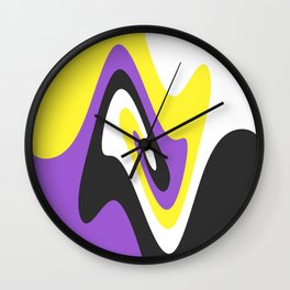 None but All Wall Clock