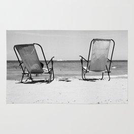 Beach Life - Gone Swimming Rug