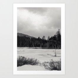 Black & White (7 of 7) Art Print