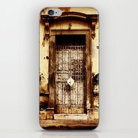 merida iPhone & iPod Skins featuring Merida Puerta by Ken Seligson