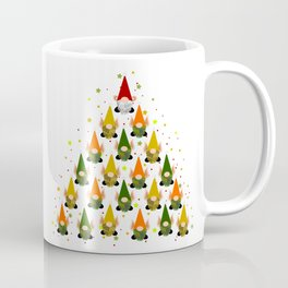 Merry Gnoming Christmas Coffee Mug