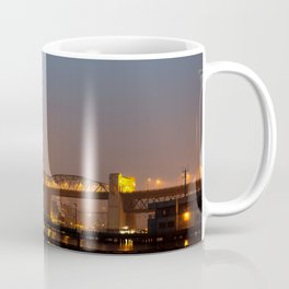 Vancouver in the Haze Coffee Mug