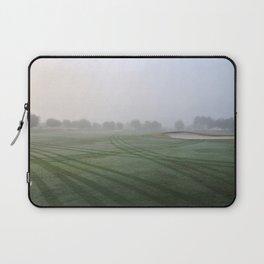 Morning Fog Laptop Sleeve