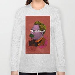 Nietzsche Long Sleeve T-shirt