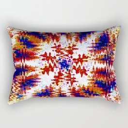 Water and Earth Rectangular Pillow