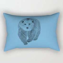 Grizzly Rectangular Pillow