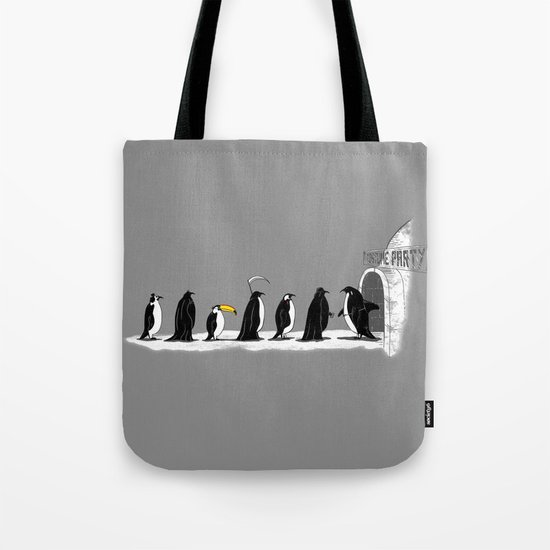 Coldstume Party Tote Bag