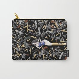 Bullet Girl Carry-All Pouch