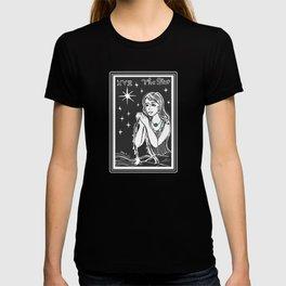 The Star Tarot Card Illustration T-shirt