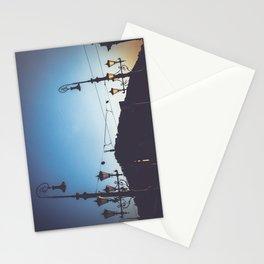 Freedom bridge - summer sunset I. Stationery Cards