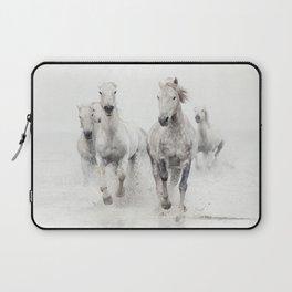 Ghost Riders - Horse Art Laptop Sleeve