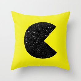 Expanding Universe Throw Pillow
