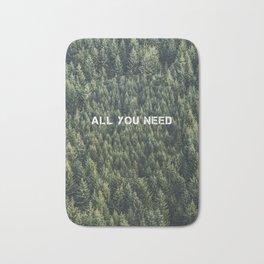 all you need Bath Mat