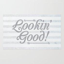 Lookin' Good! Rug