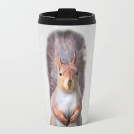 Squirrel - Colorful Travel Mug