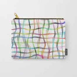 Twists Carry-All Pouch