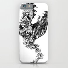 Jurassic Bloom - The Rex.  Slim Case iPhone 6