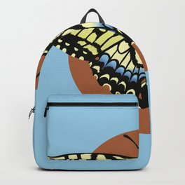 Swallowtail Tiger Butterfly V2 Backpack