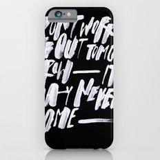 TOMORROW/2/ Slim Case iPhone 6s